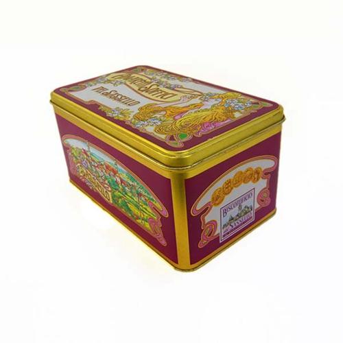 大型马口铁巧克力盒