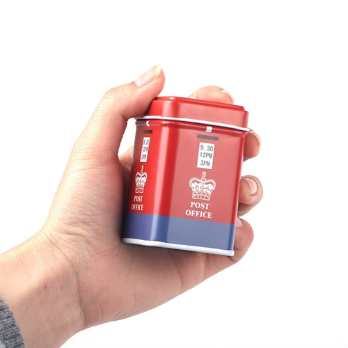 小型马口tie茶叶罐